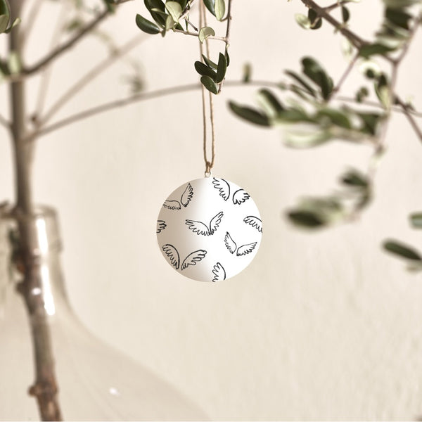 Atelier Sukha Bauble - Christmas Wings