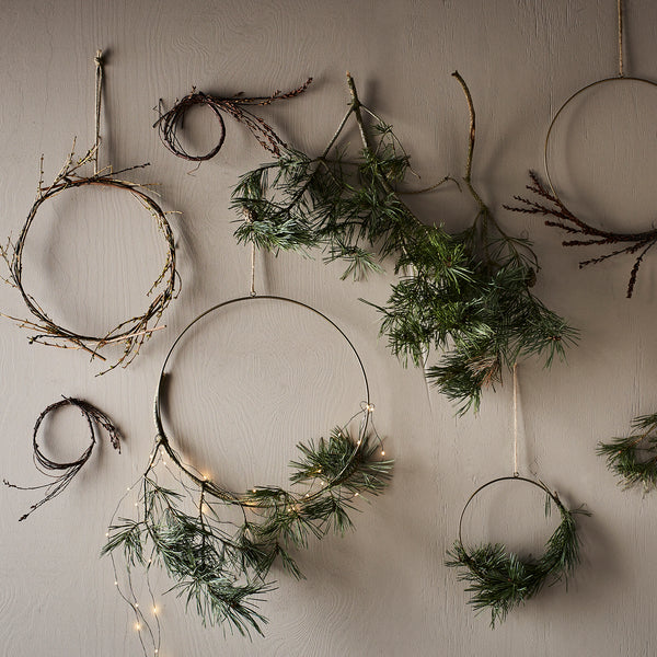 Wreath Ring Decoration - 3 sizes