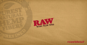 Lighter USA Proudly Welcomes RAW Products