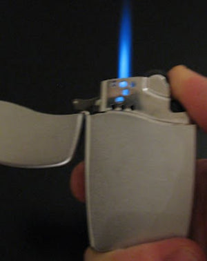 Treat Your Butane Lighter Right