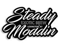 Steady Moddin Exotic Brew