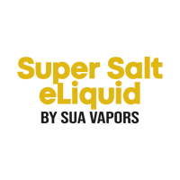 Super Salt eLiquid by SUA Vapors