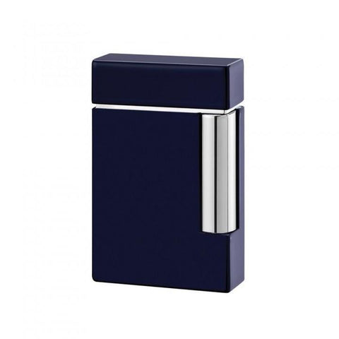 S.T. Dupont Ligne 8 Cigar Lighter Blue Lacquer - Lighter USA - 1