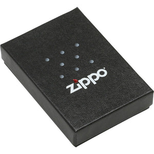 Zippo Lighter - Black Crackle US Army Logo 1941 - Lighter USA