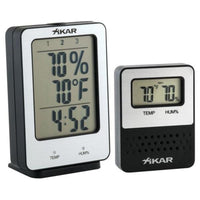 Xikar PuroTemp Wireless Hygrometer System and Remote Sensor