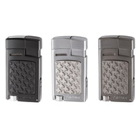 Xikar Forte Houndstooth Soft Flame Lighter