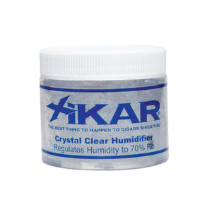 Xikar Crystal Humidifier Jar - Non Filled