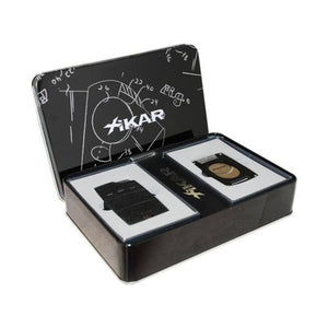 Xikar Ultra Cutter & Lighter Gift Set
