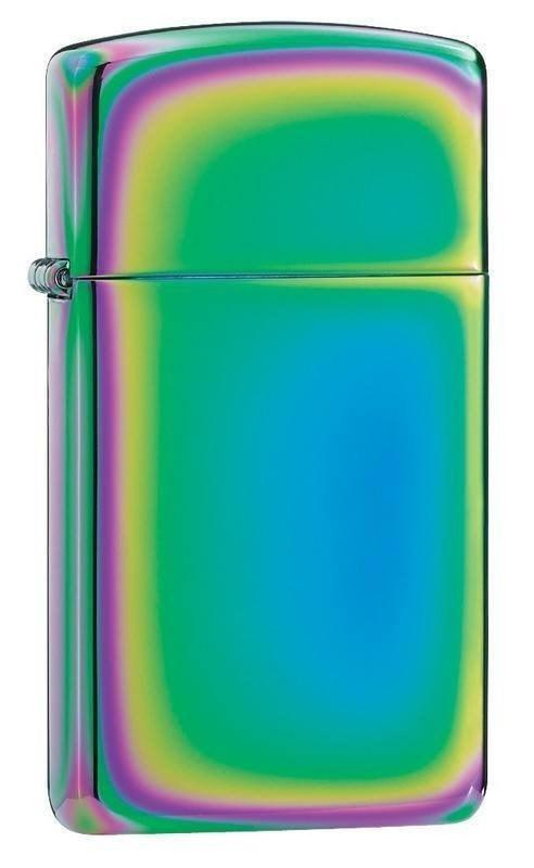 Zippo Lighter - Slim Spectrum - Lighter USA