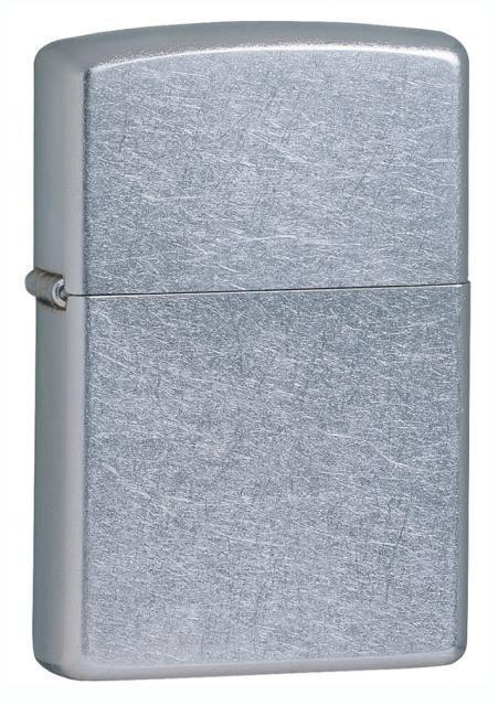 Zippo Lighter - Street Chrome - Lighter USA