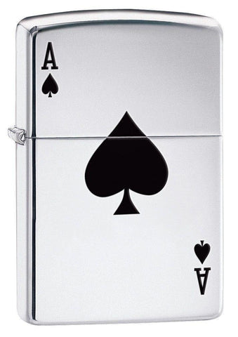 Zippo Lighter - Lucky Ace - Lighter USA