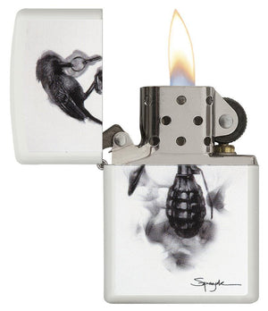 Zippo Lighter - Spazuk - Lighter USA