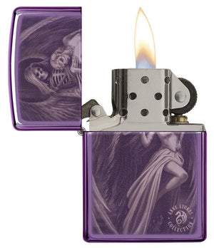 Zippo Lighter - Anne Strokes - Lighter USA