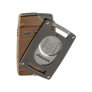 Xikar Ultra Cutter & Lighter Gift Set - Lighter USA