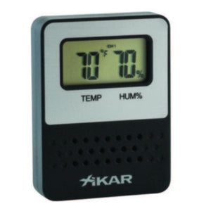 Xikar PuroTemp Wireless Hygrometer System and Remote Sensor - Lighter USA