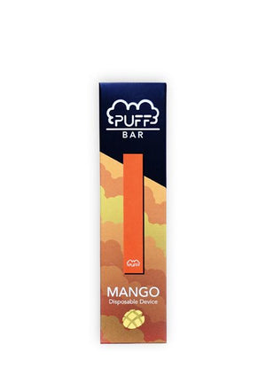 Puff Bar Disposable Pod Device - Lighter USA