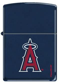 Zippo Lighter - MLB Los Angeles Angels