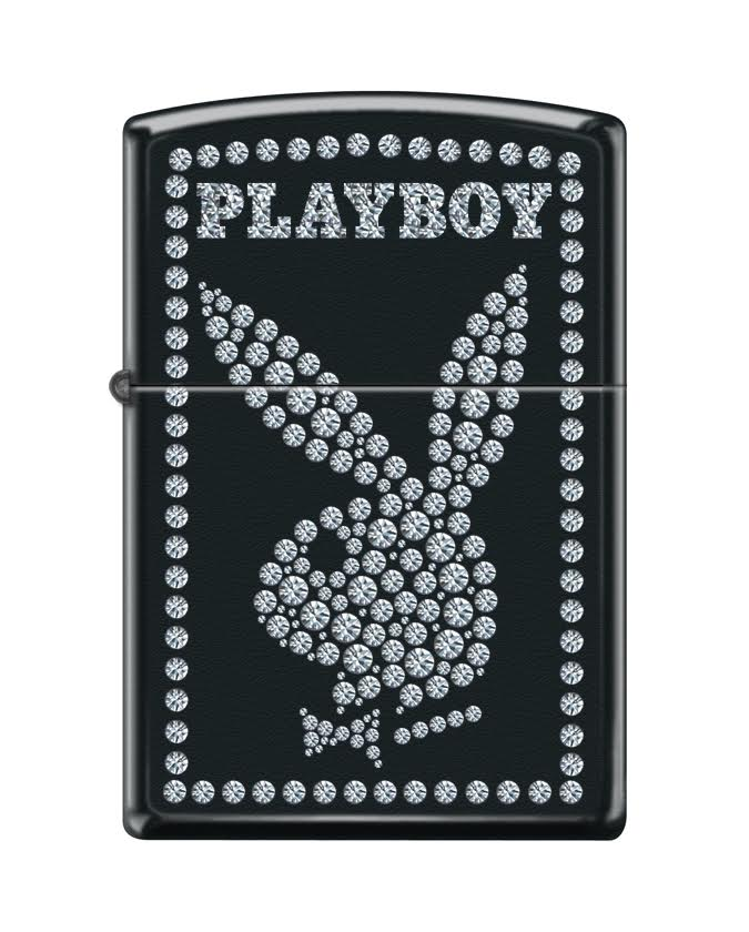 Zippo Lighter - Playboy Bunny Head - Lighter USA