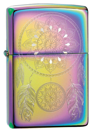 Zippo Lighter - Dream Catcher