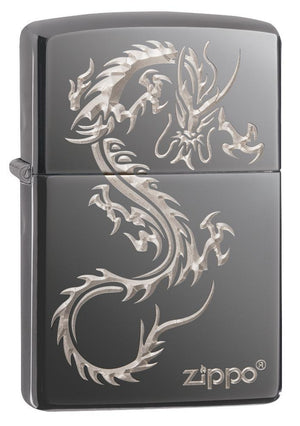 Zippo Lighter - Chinese Dragon Design