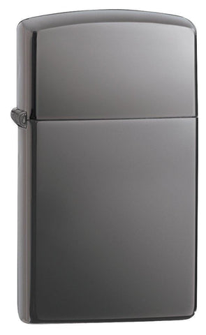 Zippo Lighter - Slim Black Ice - Lighter USA - 1