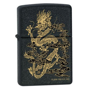 Zippo Lighter - Dragon Smoke