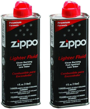 Zippo Lighter Fluid - 4 oz - Lighter USA