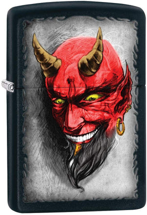 Zippo Lighter - Tattoo Devil