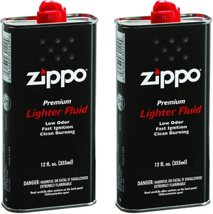 Zippo Lighter Fluid - 12 oz - Lighter USA