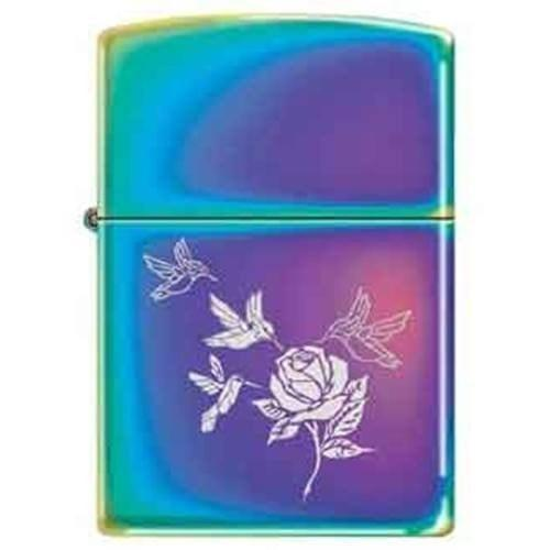 Zippo Lighter - Taste of Nectar Spectrum - Lighter USA
