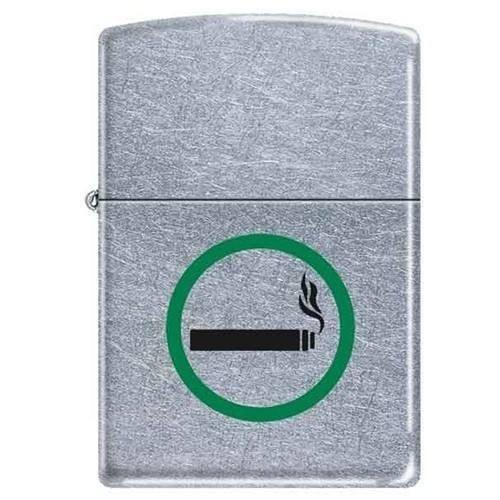 Zippo Lighter - Smoking Permitted - Lighter USA