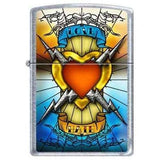 Zippo Lighter - Love/Hate Tattoo - Lighter USA