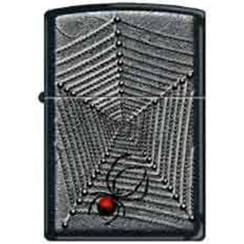 Zippo Lighter - Zippo Spider Web - Lighter USA