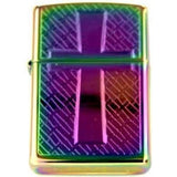 Zippo Lighter - Spectrum Cross - Lighter USA