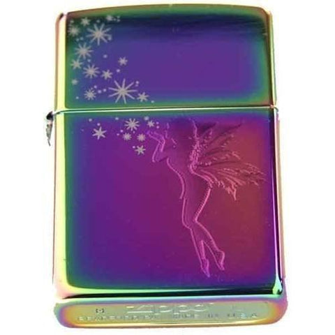 Zippo Lighter - Tinkerbell Stardust Fairy - Lighter USA