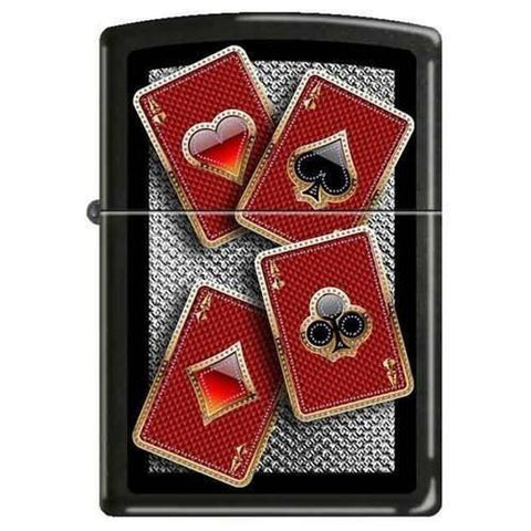 Zippo Lighter - Well Suited - Lighter USA