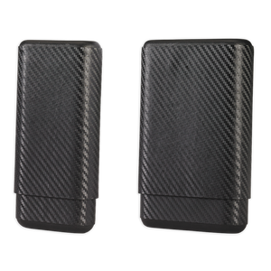 Black Label Carbon Fiber Cigar Case