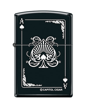 Zippo Lighter - Ace in Spades