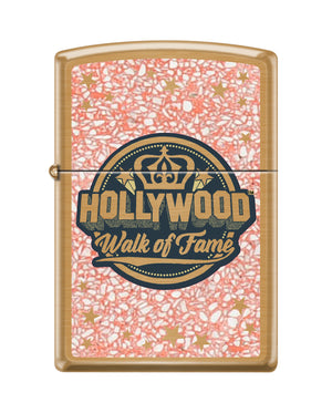 Zippo Lighter - Hollywood's Walk of Fame