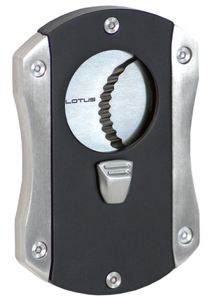 Lotus Cut 400 Deception Serrated Cigar Cutter - Lighter USA
