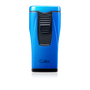 Colibri Monaco Triple-Flame Lighter (Metallic)