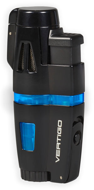 Vertigo Crusher Triple Torch Flame Lighter - Lighter USA
