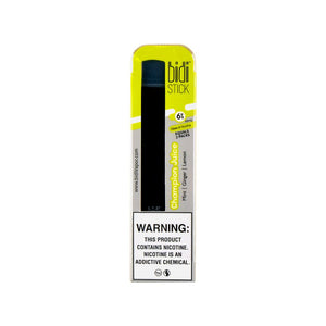 Bidi Stick - Disposable Pod Device - Lighter USA