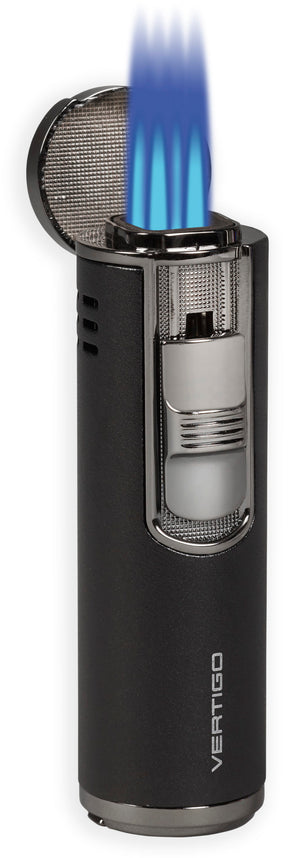 Vertigo Eloquence Quadruple Torch Lighter - Lighter USA