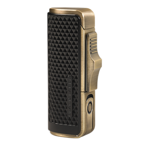 Black Label Sotheby Triple Torch Cigar Lighter - Lighter USA
