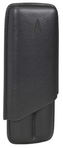Lotus 2-Stick Cigar Cases Textured Leather - Lighter USA