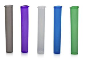 Ooze Blunt Tube Storage Container - 5 Pack - Lighter USA