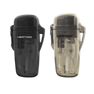 Vertigo Typhoon Single Torch Lighter