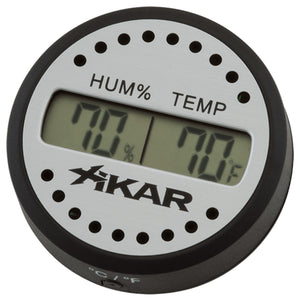 Xikar Digital Hygrometer - Lighter USA