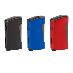 Lotus Chroma Dual Flame Lighter w/ Punch